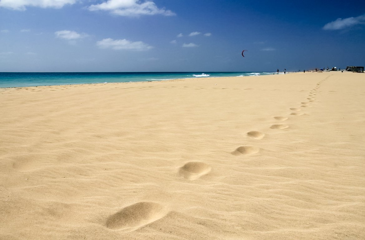 WELCOME TO CABO VERDE